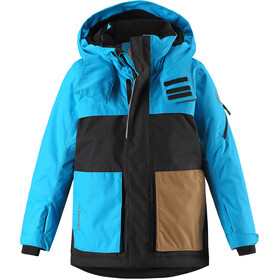 Reima Rondane Winter Jacket Girls Turquoise